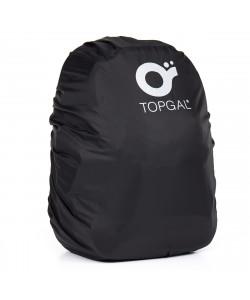 Pláštěnka na batoh Topgal TOP 163 A Black