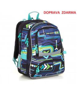 Školní batoh Topgal NIKI 18016 B DOPRAVA ZDARMA