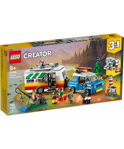 LEGO® Creator 31108 Rodinná dovolená v karavanu