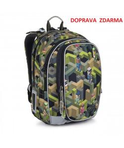 Školní batoh Topgal MIRA 20046 B DOPRAVA ZDARMA