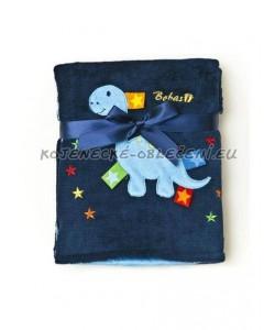 Dětská deka z mikrovlákna 76x102 cm
