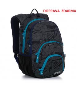 Studentský batoh Topgal SIAN 20038 B