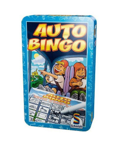 Schmidt Auto Bingo - hra na cesty