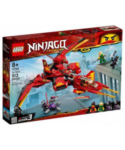 LEGO® Ninjago 71704 Kaiova stíhačka