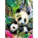 Ravensburger Puzzle Panda 300 XXL dílků