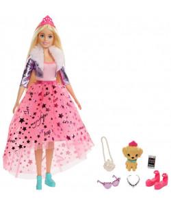 Barbie Princes adventure Princezna - blondýnka