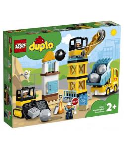 LEGO® DUPLO® 10932 Demolice na staveništi