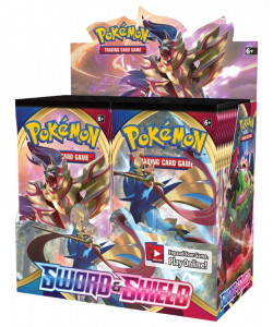 Pokémon TCG: Sword and Shield Booster