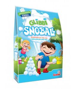 Simba Glibbi SnoBall - sněhové koule