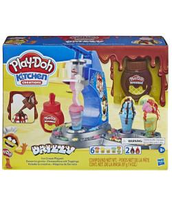 Hasbro Play-Doh Zmrzlinová sada s polevou