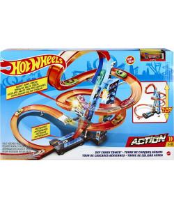 Mattel Hot Wheels Padající věž