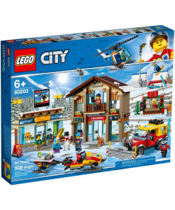 LEGO® City 60203 Lyžařský areál