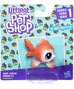 Hasbro Littlest Pet Shop Zvířátko Rei Angelfisher