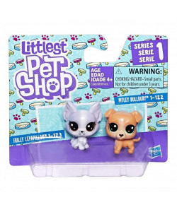 Littlest Pet Shop Dvě zvířátka C3008