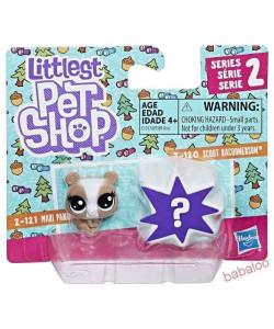 Littlest Pet Shop Dvě zvířátka (překvapení) E1017