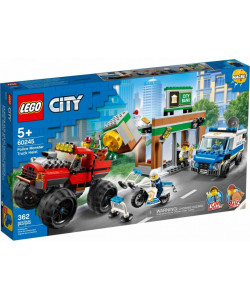 LEGO® City 60245 Loupež s monster truckem