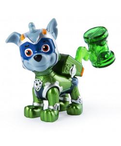 Paw Patrol Základní figurky super hrdinů Rocky