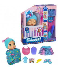 Hasbro Baby Alive Roste před očima - zrzka