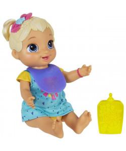 Hasbro Baby Alive Roste před očima - blondýnka