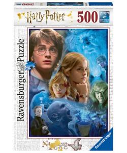 Ravensburger Puzzle Harry Potter v Bradavicích 500