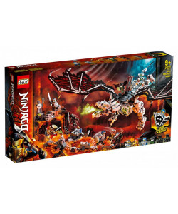 LEGO® NINJAGO™ 71721 Drak Čaroděje lebek