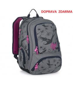 Studentský batoh Topgal SURI 20047 G