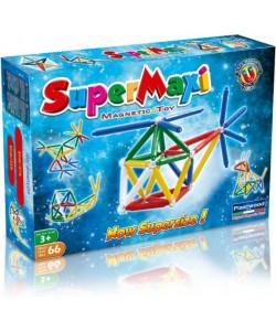SuperMaxi klasik Magnettic Toys 66 dílků