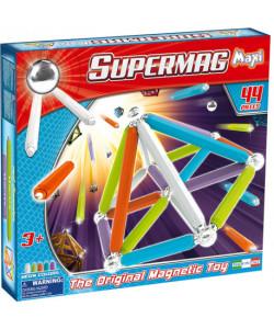 SuperMaxi Fluo zářivé barvy 44 dílků