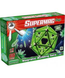 Plastwood Supermag Maxi Fosforeskující 66 dílků