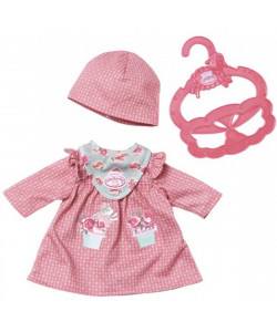 My First Baby Annabell Pohodlné oblečení Šatičky