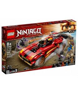 LEGO® Ninjago 71737 Kaiův červený bourák