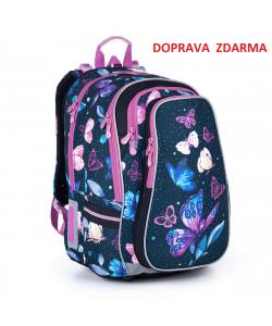 Školní batoh Topgal LYNN 21007 G DOPRAVA ZDARMA