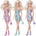 Mattel - BRB Barbie v třpytivých šatech