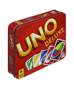 Mattel Karty UNO DELUXE