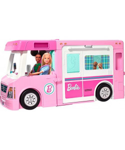 Mattel Barbie Karavan snů 3 v 1