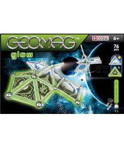 Geomag Glow 76 - Stavebnice - SLEVA