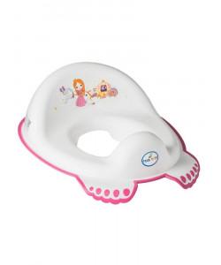 TEGA Dětské protiskluzové sedátko na WC Princezna