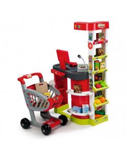 Smoby Obchod City Shop s nákupním vozíkem - SLEVA
