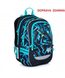 Školní batoh Topgal CODA 21020 B DOPRAVA ZDARMA