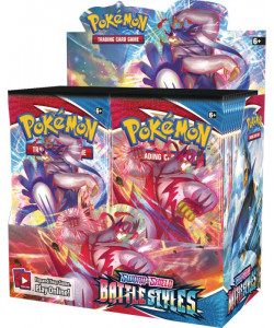 Pokémon TCG: SWSH05 Battle Styles - Booster