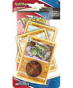 Pokémon TCG: SWSH05 Battle Styles- Premium Checkl.