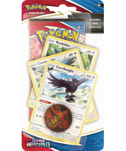 Pokémon TCG: SWSH05 Battle Styles- Premium Checkl.