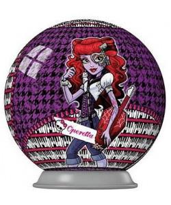 Ravensburger Monster High 3D Puzzleball 54d.