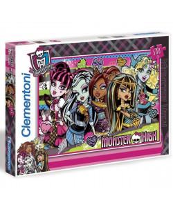 Clementoni Puzzle Monster High 104 ks - SLEVA