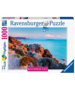 Ravensburger Puzzle Řecko 1000 dílků