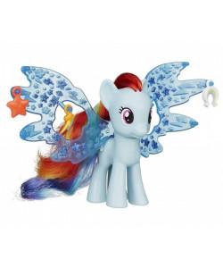My Little Pony Rainbow Dash s ozdobenými křídly