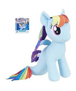 MLP Plyšový pony Rainbow Dash mořský 30 cm