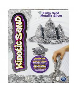 SPIN MASTER KINETIC SAND Kinetický písek stříbrný