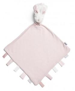 Mamas & Papas Muchláček s králíčkem růžový