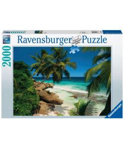 Ravensburger Puzzle Seychely 2000 dílků